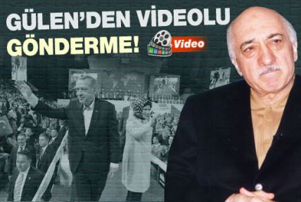 Gülenden AK Parti kongresinde imalı video!