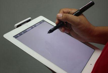 Öğrenciye elektronik kalem