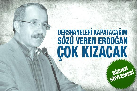 Erdoğan söz verdi Dinçer kafa karıştırdı