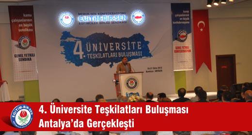 Gündoğdu: Üniversite reformu bir an önce yapılmalı