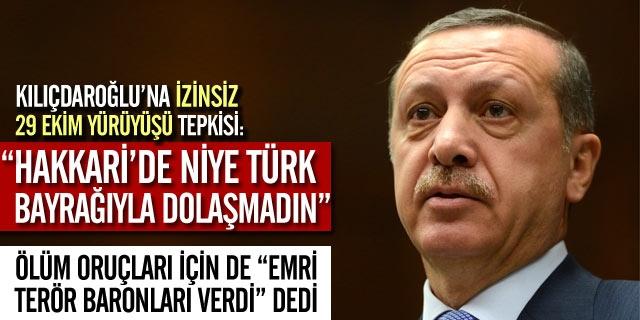 Hakkaride Niye Türk Bayrağıyla Dolaşamadın?