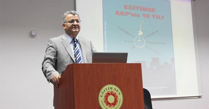 Eğitimde AKPnin 10 Yılı
