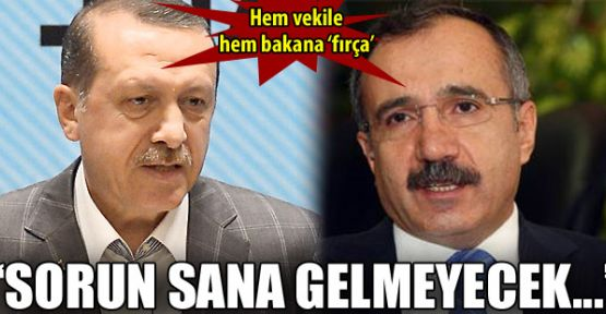 Erdoğan'dan Dinçer'e sert eleştiri!
