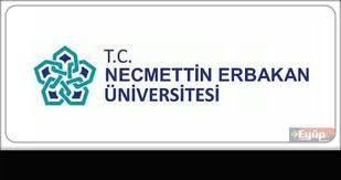 Necmettin Erbakan Üniversitesi Öğretim Üyesi alım ilanı