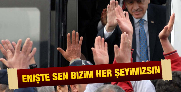 Başbakan Erdoğan'ın Kadınlar günü konuşması