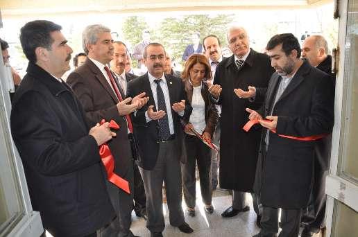 Eğitim-Bir-Sen Malatya Üniversite Şubesi Açıldı