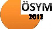 2013 YGS puan hesaplama sistemi burada!