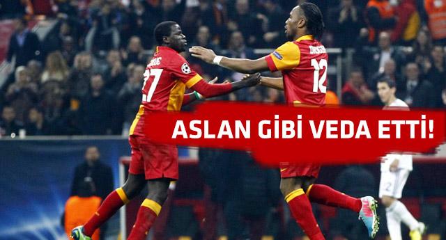 Galatasaray - Real Madrid maçı özeti!