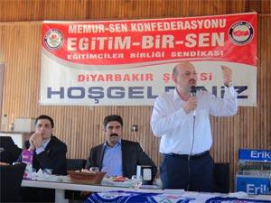 Murat Bilgin Diyarbakır ve Malatyadan Seslendi