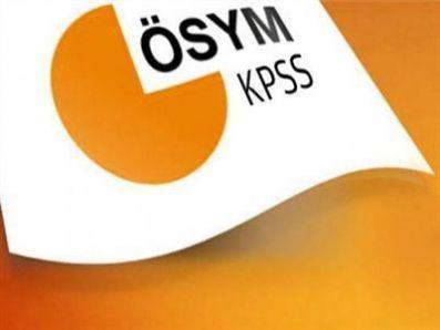 KPSS'de Öğretmen Adayları Hangi Oturuma Girecek