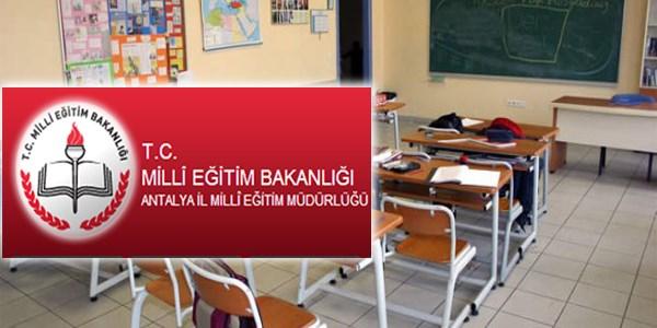 Antalya MEM, memurlar için nakil ilanına çıktı