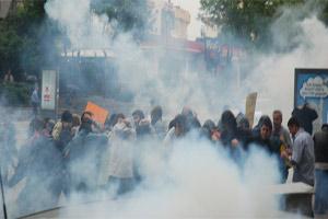 Ankara'daki Eyleme Yapılan Müdahaleye Kınama