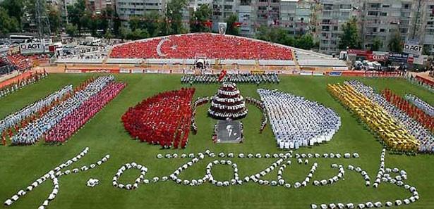 Türkiye'de 19 Mayıs coşkusu yaşanıyor