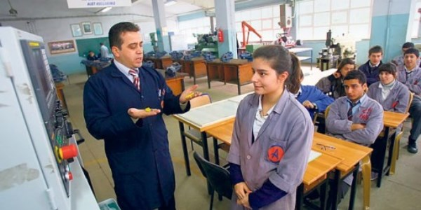 Teknik Öğretmenlere Mühendislik Sınavı
