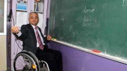 600 engelli öğretmen alımının başvuruları başladı