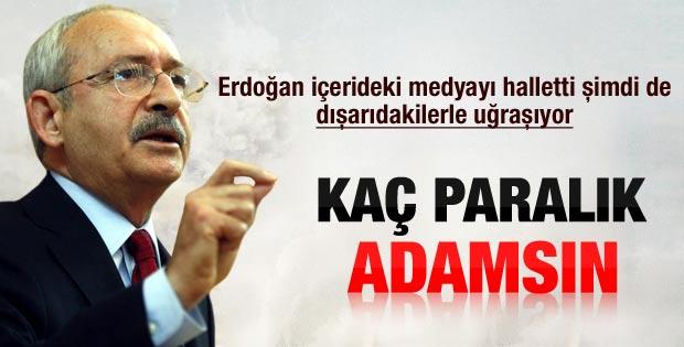 Kılıçdaroğlu'nun son grup konuşması