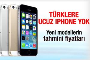 Ucuz iPhone bize yine pahalı