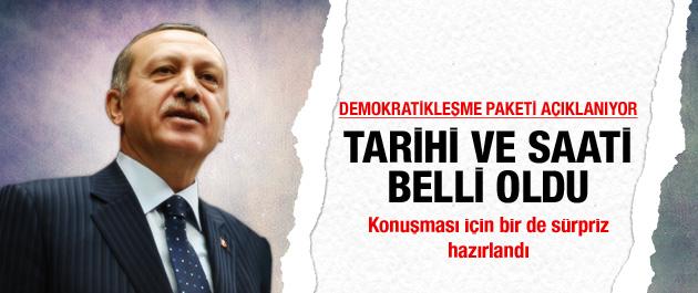Erdoğan canlı yayında açıklayacak!