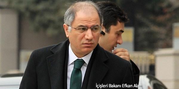 İçişleri Bakanı Ala: Dilim varmıyor ama darbe...