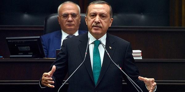 Erdoğan: HSYK'ya suç duyurusunda bulunuyorum