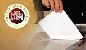 MHP İl Başkanlığından Sandık Kuruluna Müdahale!