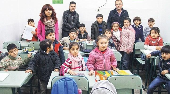 İstanbul'da Suriye okulu
