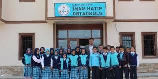 İmam Hatip Okulları için duyuru