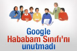 Google Hababam Sınıfı'nı unutmadı