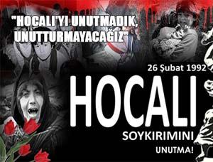 Koncuk'tan Hocalı Katliamı Açıklaması