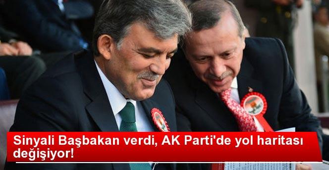 AK Parti'de Yol Haritası Değişiyor mu?