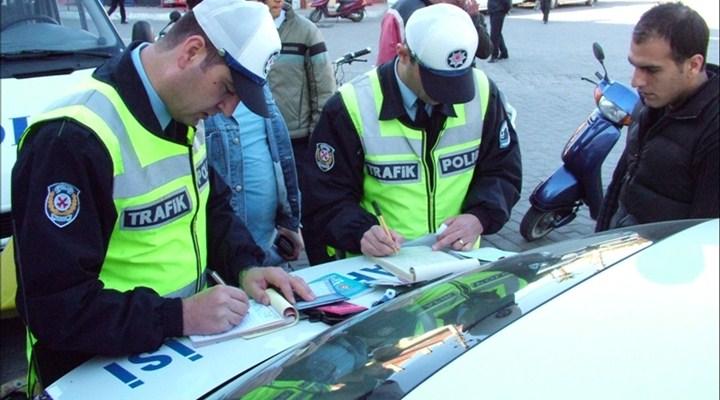 Polis, polise ceza yazacak