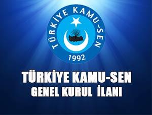 Türkiye Kamu-Sen 5. Olağan Genel Kurulu