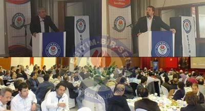 EBS Yöneticileri Edirne, Kırklareli ve Tekirdağ'da
