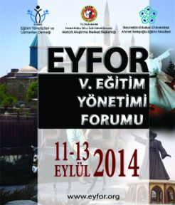 EYFOR-V Bildiri Çağrısı