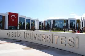 Gediz Üniversitesi Öğretim Üyesi alım ilanı