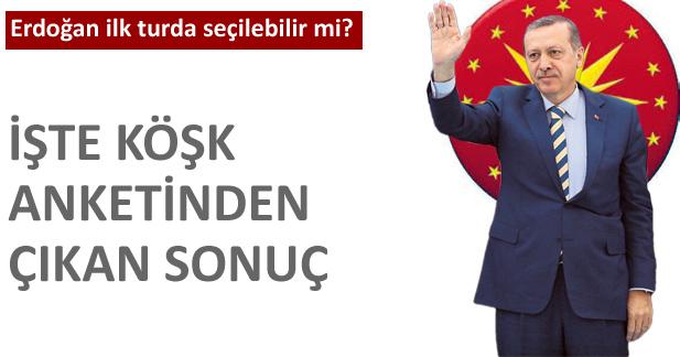 Erdoğan'a teşkilat desteği