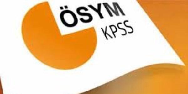 Kamu Personeli Seçme Sınavı 2015 KPSS