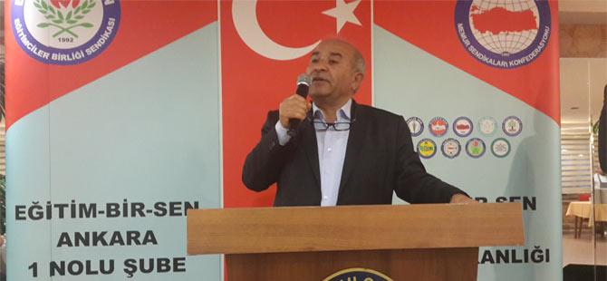 Mustafa Kır, Eğitimde Başarının İksirini Açıkladı
