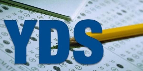 YDS soru ve cevapları erişime açıldı