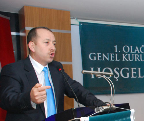 Cihan Sen başkanlığına Naci Haliloğlu seçildi