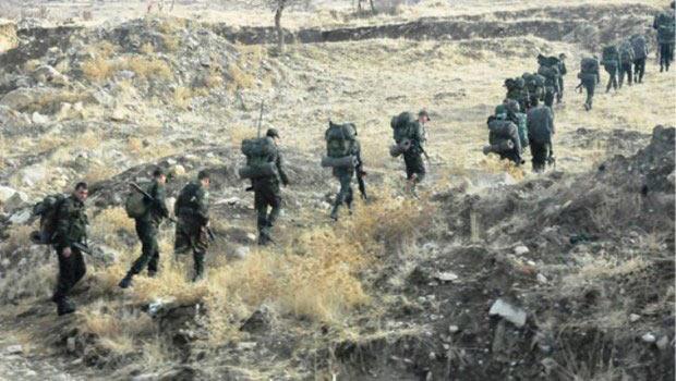 Askere hain pusu: 1 şehit, 1 yaralı