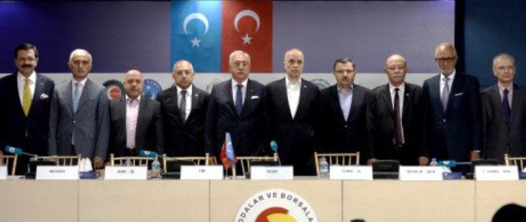 """STK'lardan """"Doğu Türkistan"""" Açıklaması"""