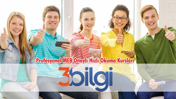 Hızlı Okuma Kursu Ankara - 3bilgi