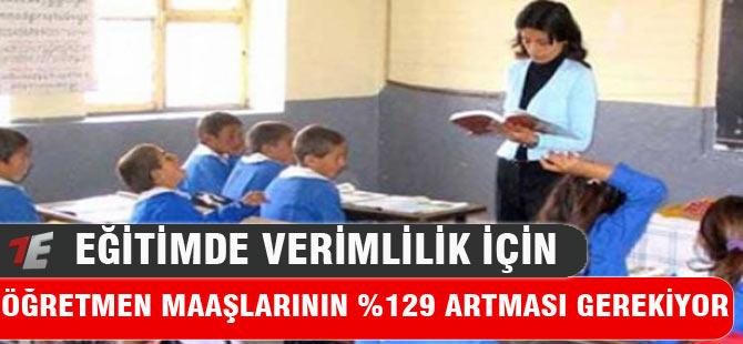 Türk eğitim sistemi verimsiz ve etkisiz