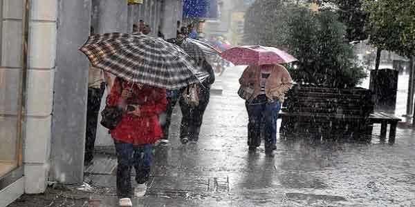 Meteoroloji'den 'hafta sonu' uyarısı
