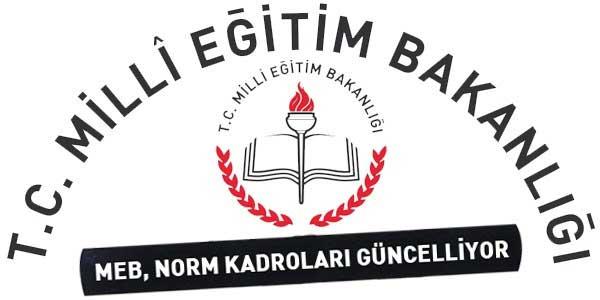 MEB Norm Kadro güncelleme işlemleri başladı
