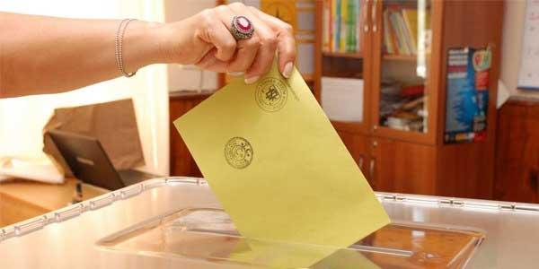 1 Kasım Seçim Ücretleri Belli Oldu!