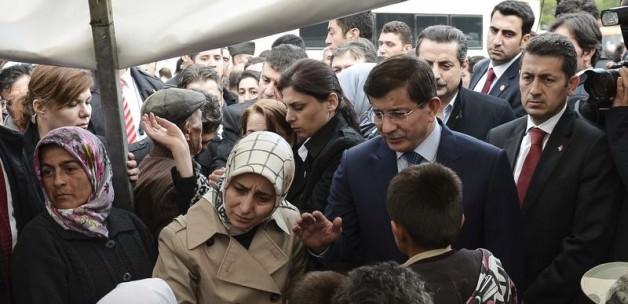Başbakan Davutoğlu Ermenek'te