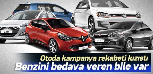 Otomobillerde kasım ayı kampanyaları