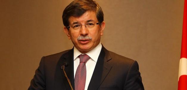 """Davutoğlu, """"Türkiye istikrara oy verecek"""""""